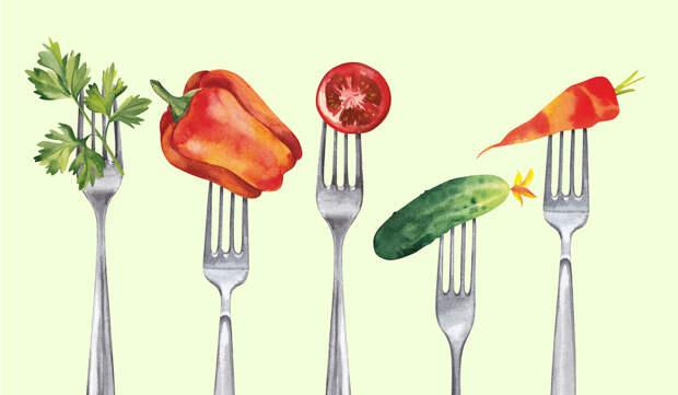Сколько овощей нужно есть каждый день? Самые полезные овощи —список