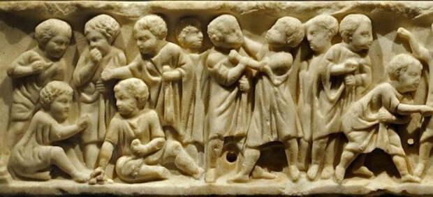 Шокирующее семейное право в Древнем Риме