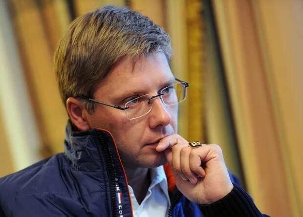 Мэр Риги Нил Ушаков задержан по подозрению в коррупции