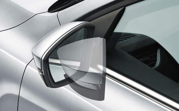 Сложил зеркала на трассе - много топлива сэкономлю?