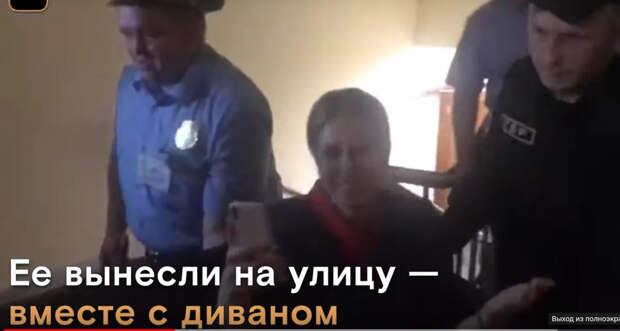 "Мой ""Оскар"" за описание суда над Навальным GOES TO Армен Гаспарян"