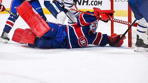 Шедевр русского хоккеиста испортил канадский вратарь. Прайс остановил шайбу у линии после эффектного финта Михеева