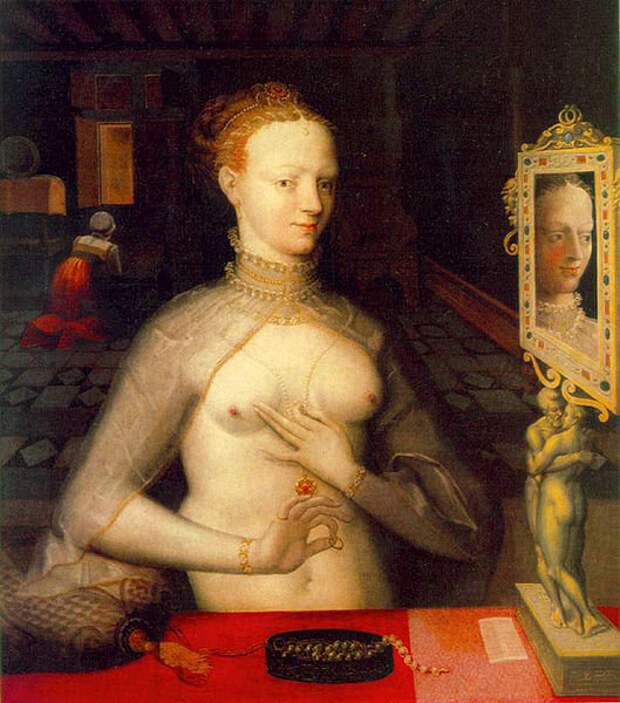 Диана де Пуатье, красавица 16 века, одно из первых имен в списке французских фавориток