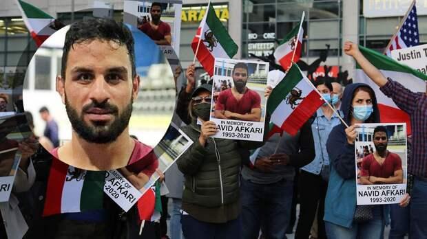 Иранского борца казнили из-за участия в протестах. Трамп помочь не смог