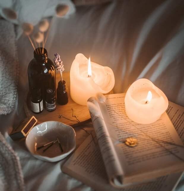 Свечи и ароматы для дома: 5 способов сделать квартиру уютной