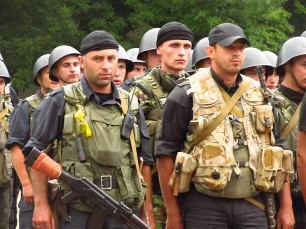 Львовские военные, чтобы прокормиться на Луганщине, вынуждены охотиться
