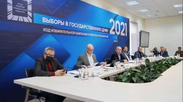 Эксперты подсчитали: Кто победит на выборах в Госдуму и с каким результатом
