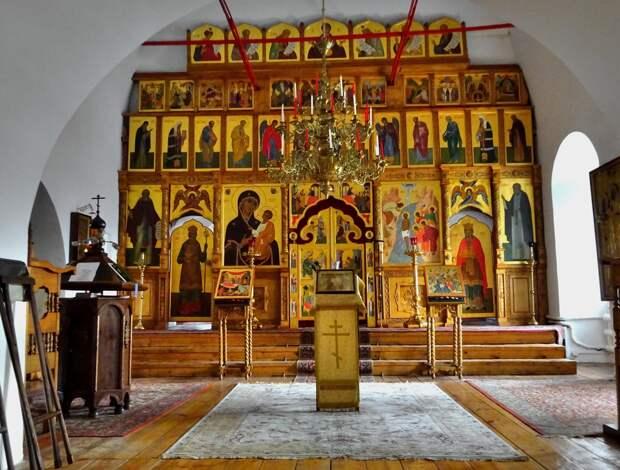 Свято-Лукианова пустынь. Один день в обители. Начало