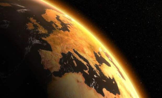 Американские ученые обнаружили у Земли «сердцебиение»