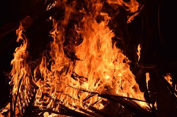 Огонь. Фото: pixabay.com
