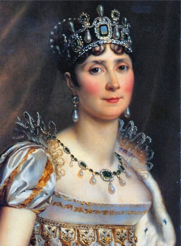 Жозефина Богарне, первая жена Наполеона Бонапарта. | Фото: 2.bp.blogspot.com.