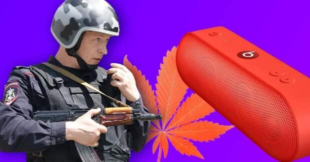 Росгвардеец угрожал подбросить наркотики москвичу из-за громкой музыки. 5 главных фактов