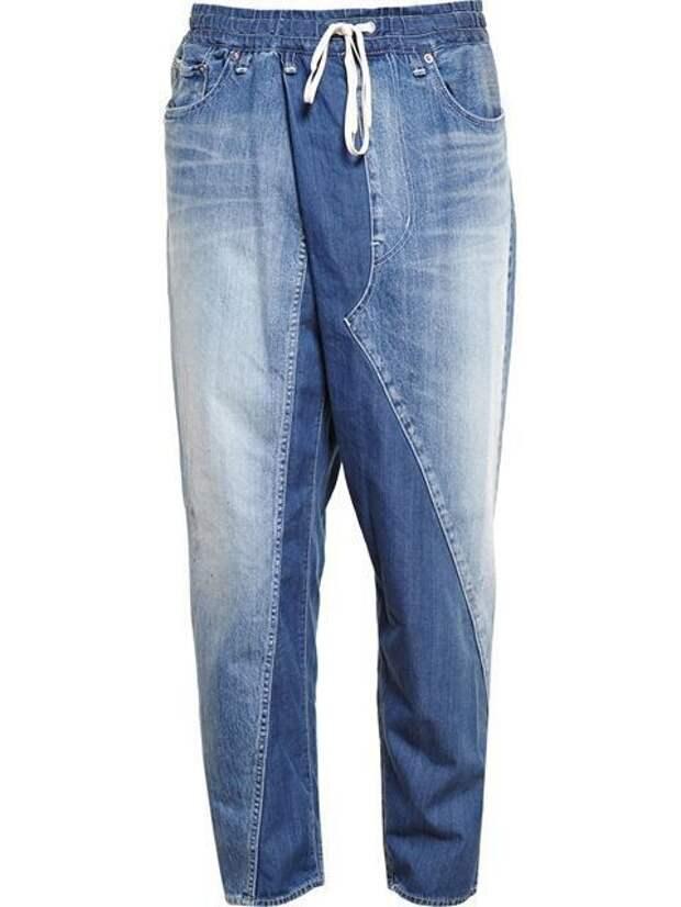 как своими руками перешить джинсы