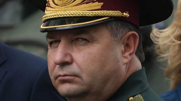 Министерство обороны Украины не прошло проверку на полиграфе