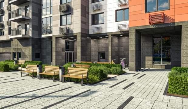 Введен в эксплуатацию первый этап жилого комплекса «Фили Сити»