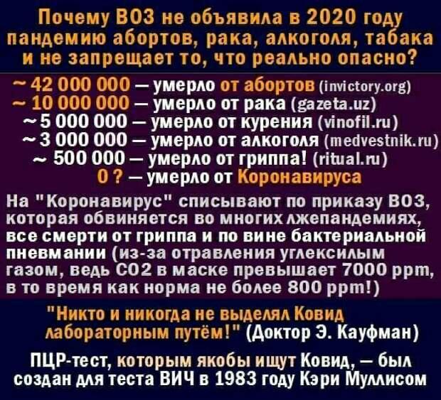 Политические новости от 19 апреля 2021 (7529)