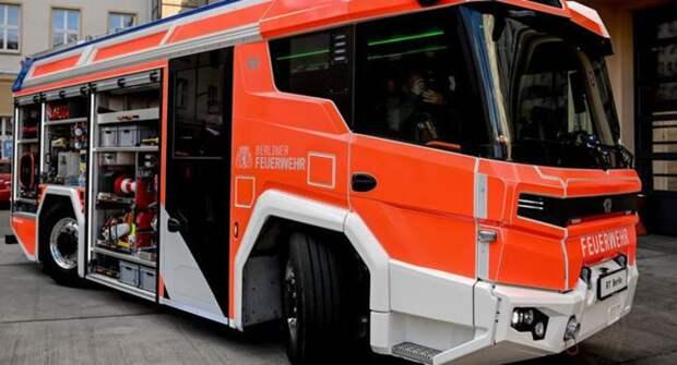 Электрокары для полиции, пожарных и скорой помощи