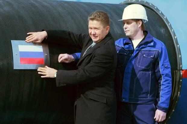 Газовые расклады Европы. Зависимость от России гигантская