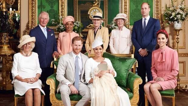 Герцоги Кембриджские хотят защитить детей от СМИ