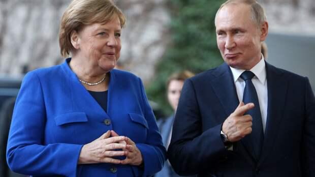 """Почему Меркель и Путин сотрудничают по вакцине """"Спутник V"""""""