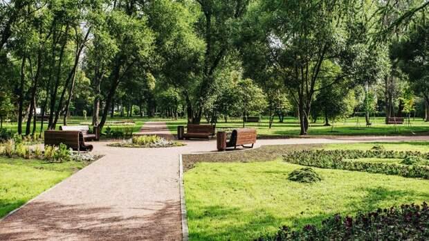 Смольный пустил петербуржцев в закрытые парки и скверы