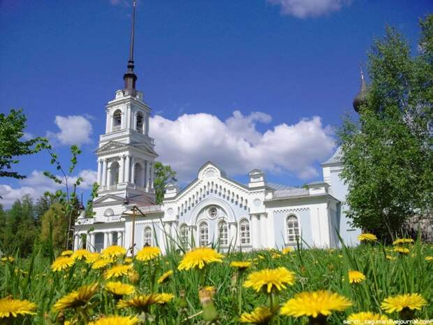 Русская провинция. Калязин путешествия, факты, фото