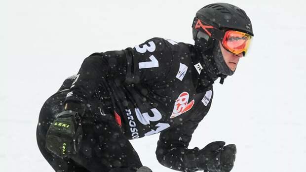 Сноубордист Логинов завоевал бронзу в параллельном слаломе на ЧМ