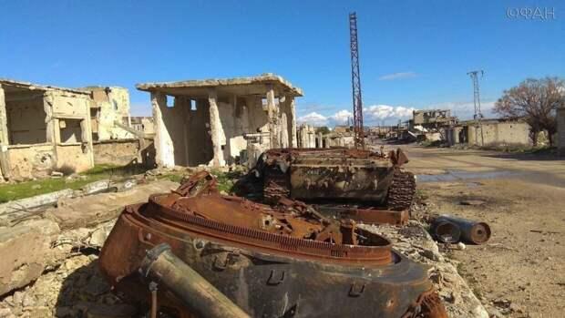 Турция насыщает Идлиб военной техникой, готовясь к возобновлению боев в Сирии