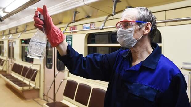 Закроютли метро вМоскве из-за коронавируса? Букмекеры резко изменили свое мнение