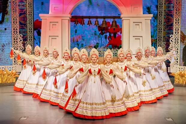 Фольклор, Танец, Русский Танец, Русский Костюм
