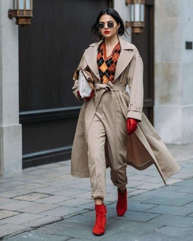 Модные осенние образы 2020, которые молодят