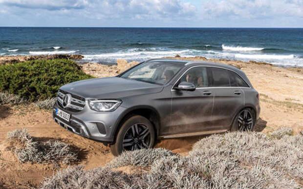 Обновленный Mercedes-Benz GLC: 10 отличий