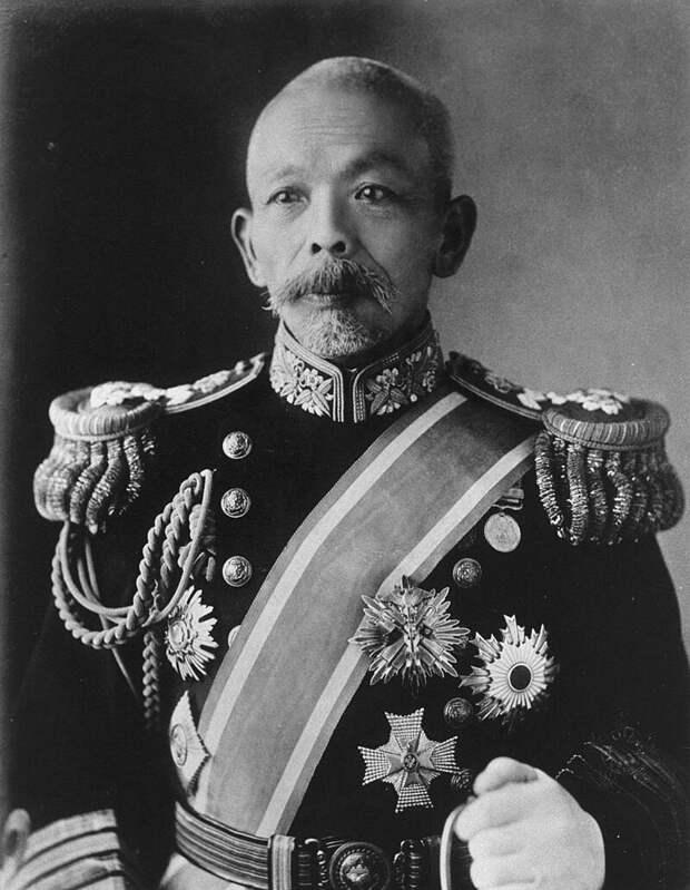 Катаока Ситиро -  адмирал императорского военно-морского флота Японии.