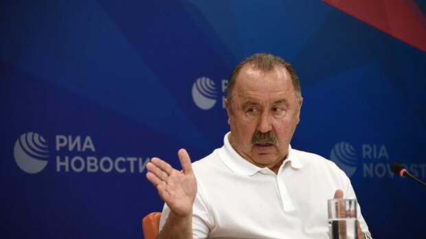 Газзаев: я категорически против создания Суперлиги! Это ударит и по российскому футболу