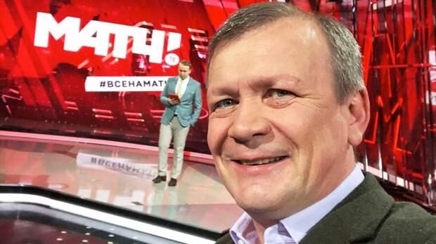 Шмурнов: «После матча «Спартак» — «Сочи» я переборщил с формулировками. Простите, если кто-то обижен»