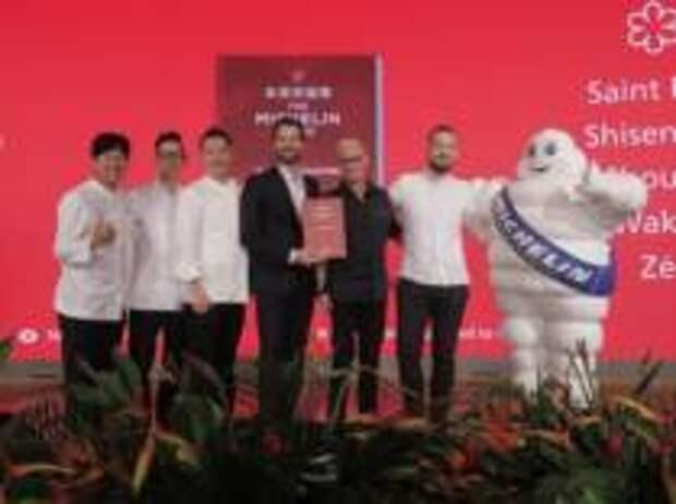Впервые в истории сразу два ресторана Сингапура удостоены трех звезд Мишлен