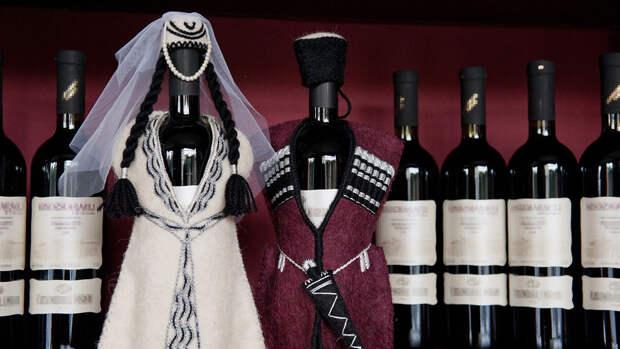 Грузия не сможет заработать на поставках вина: экспорт грузинской алкогольной продукции снизился на 27%