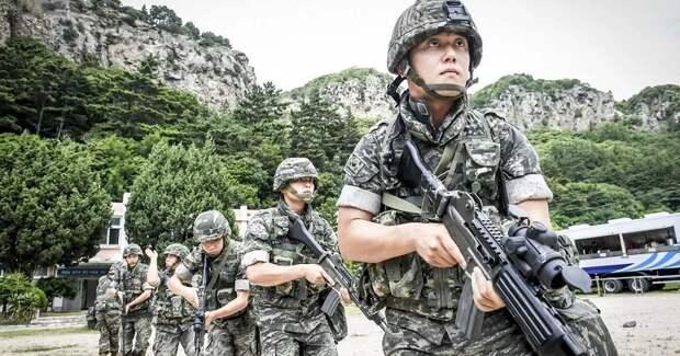 В Южной Корее создали материал, делающий военных невидимыми