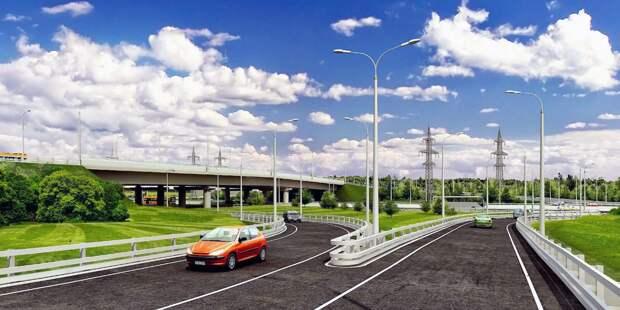 Москомархитектура одобрила проект реконструкции развязки МКАД с Алтуфьевским шоссе