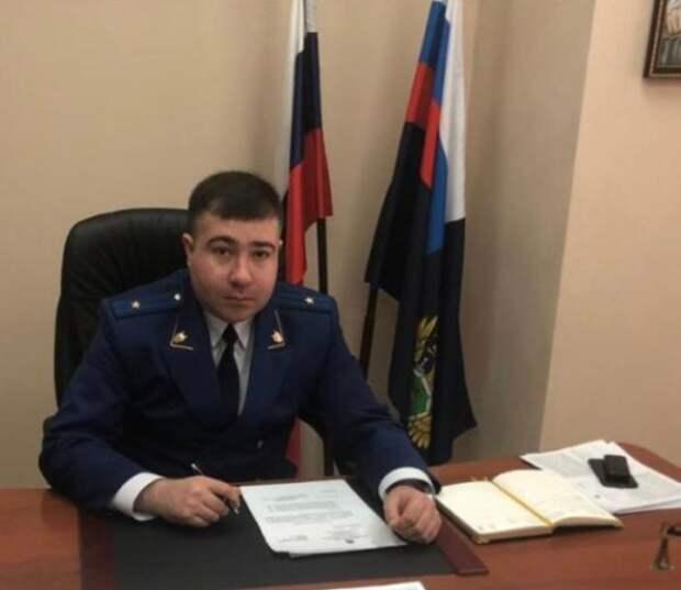 Невьянский городской прокурор Алексей Лобазов заявил о своем уходе