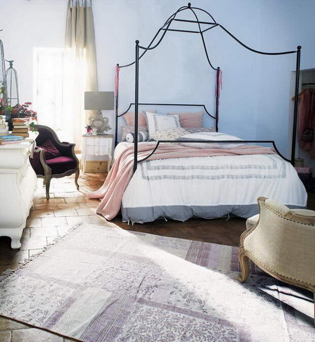 Кованая мебель в интерьере. Фото идеи: всегда красиво и благородно
