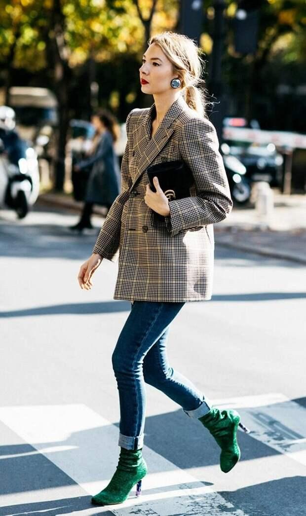Выбираем блейзер на сезон осень-зима 2020/2021: самые модные модели