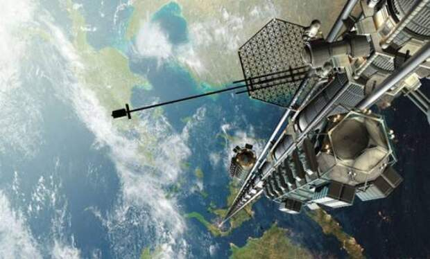 Космический лифт — это почти реальность