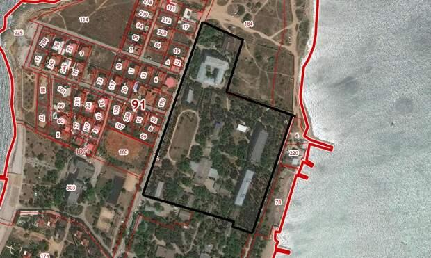 Минобороны России строит медцентр в районе бухты Омега в Севастополе