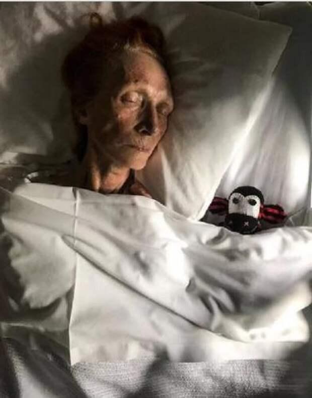 Умерла актриса Корнелия Франсес