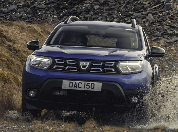 Европейцы обеднели? Самым популярным кроссовером в ЕС стал Dacia Duster