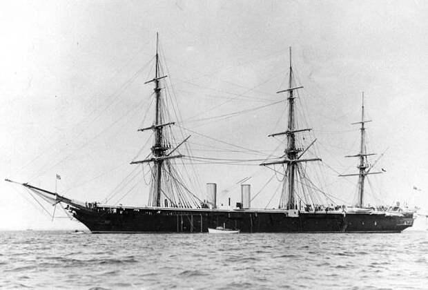Начало легендарной крымской бури 1854 года