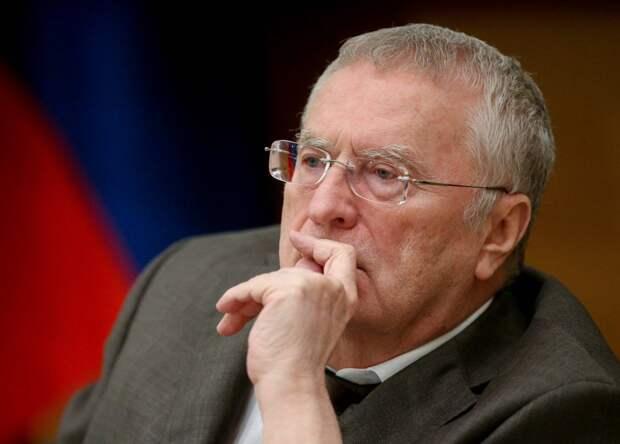 Жесткие ответы Жириновского провокатору Гордону