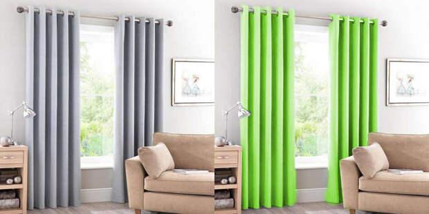 Как подобрать шторы под интерьер