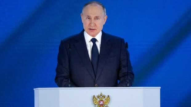 Путин подписал указ по противодействию недружественным мерам зарубежных стран